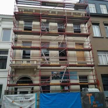 Nieuwe groepsopvang in hartje Antwerpen!